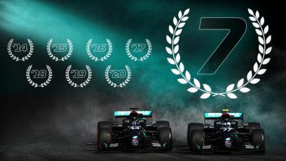 foto: GP Emilia Romaña: Victoria de Hamilton, título de Mercedes y Sainz, 7º