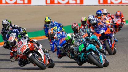 foto: GP de Europa: La batalla por el título llega a Valencia