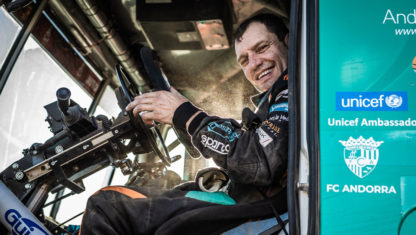 foto: Albert Llovera no disputará el Rally Dakar 2021