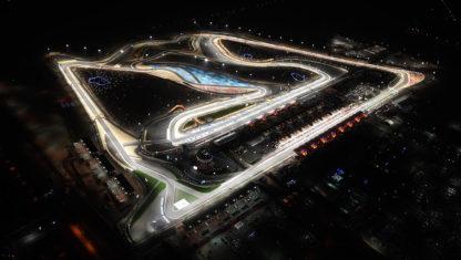 foto: GP de Baréin: Duelo nocturno en el desierto