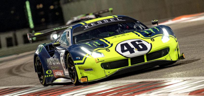 Rossi regresa a las 12 Horas del Golfo con su hermano y un Ferrari