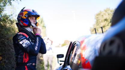 foto: Hyundai apuesta por Dani Sordo para el Rally de Monza WRC