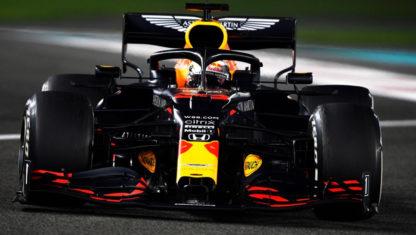 foto: GP de Abu Dabi F1: Verstappen gana ante los Mercedes y Sainz, 6º en el adiós del Mundial