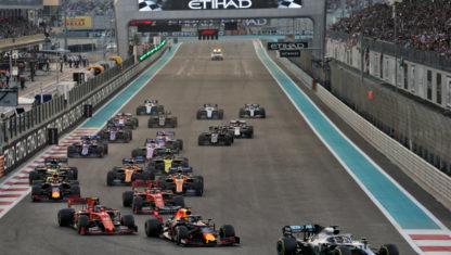 foto: Previo Gran Premio de Abu Dabi: El Mundial baja el telón en Yas Marina