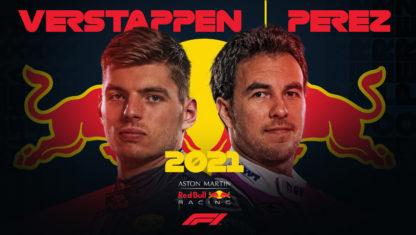 foto: Red Bull da alas a Sergio Pérez para la temporada 2021