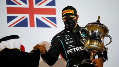 foto: Lewis Hamilton se perderá el GP de Sakhir tras dar positivo por COVID
