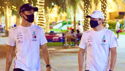 foto: Previo Gran Premio de Sakhir: Sin Hamilton y con dos debutantes