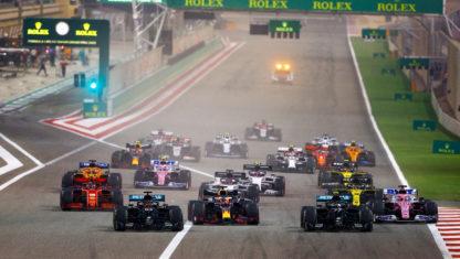 foto: ¿Cuánto pagarán los equipos de F1 por correr en 2021?