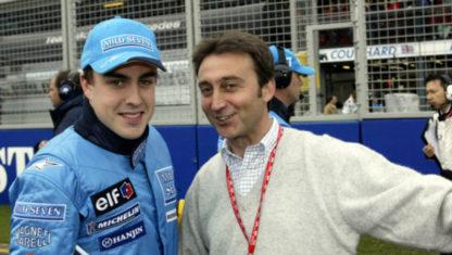 foto: Muere Adrián Campos, ex piloto de F1 e impulsor de Fernando Alonso