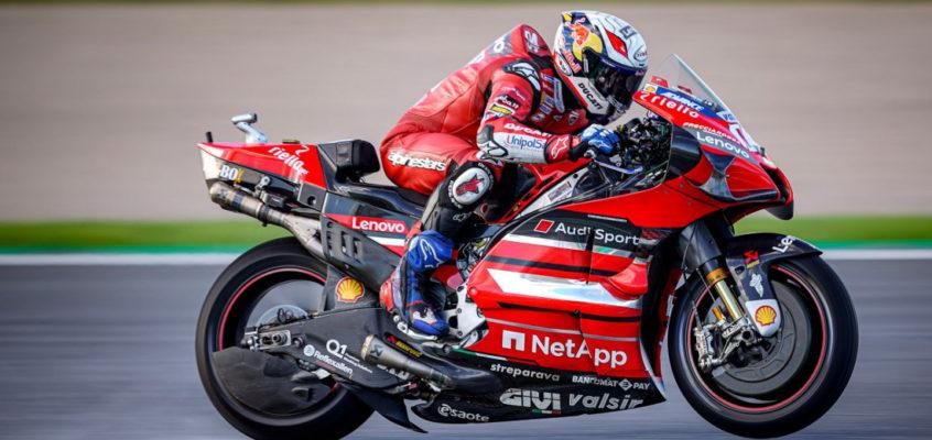 Ducati continuará en el Mundial de MotoGP hasta finales de 2026