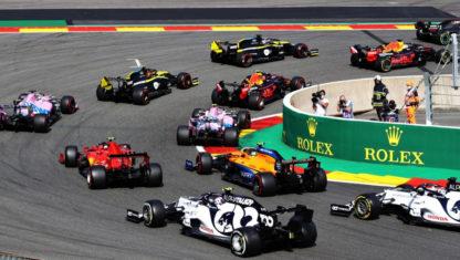 foto: La F1 cambia el horario de las carreras y reduce los Libres de los viernes