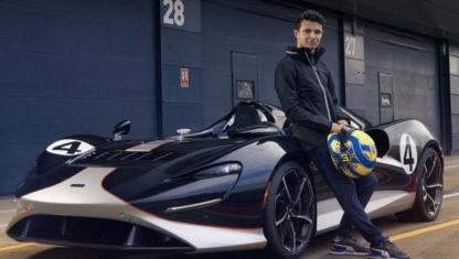 foto: Lando Norris, cuarto piloto de F1 contagiado por COVID-19
