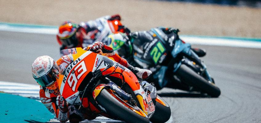 Honda seguirá en el Mundial de MotoGP hasta finales de 2026