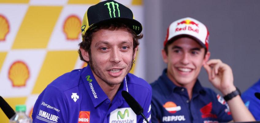 Rossi critica (otra vez) a Márquez y al Mundial de MotoGP