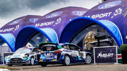foto: Ford confirma su apoyo económico a M-Sport para el WRC 2022