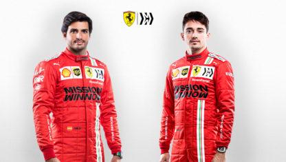 """foto: Carlos Sainz: """"Quiero ser campeón con Ferrari dentro de los próximos cinco años"""""""
