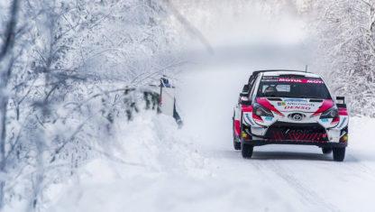foto: Previo Rally del Ártico Finlandia WRC: Batalla inédita en el Círculo Polar