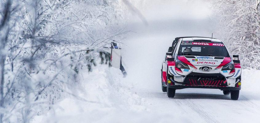 Previo Rally del Ártico Finlandia WRC: Batalla inédita en el Círculo Polar