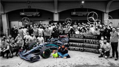 foto: ¿Qué récords de F1 podría batir Hamilton en 2021?