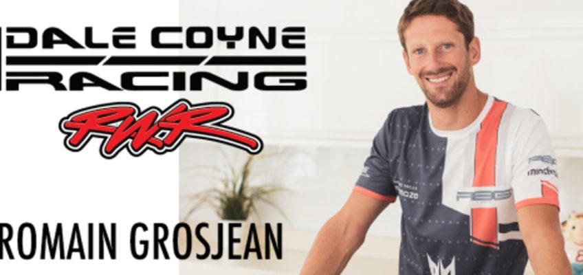 Romain Grosjean competirá en la IndyCar en 2021