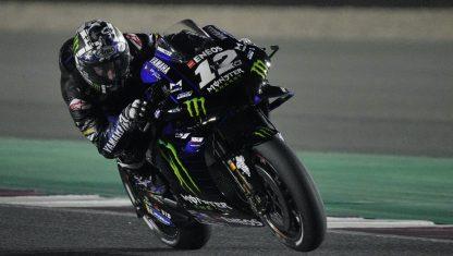 foto: Viñales frena a las Ducati y gana el GP de Catar MotoGP 2021