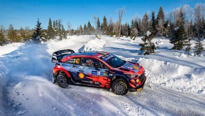 foto: Hyundai, Toyota y Ford, en la nueva era híbrida del WRC hasta 2024