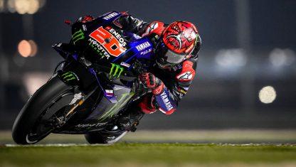 foto: Quartararo gana por delante de Zarco y Martín en el GP de Doha