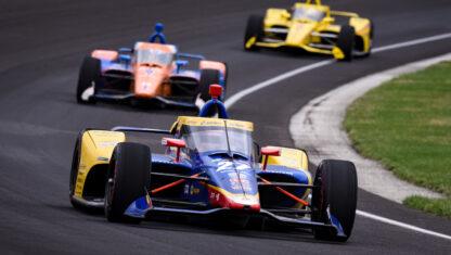 foto: Arranca la IndyCar 2021 en el GPde Alabama con Álex Palou