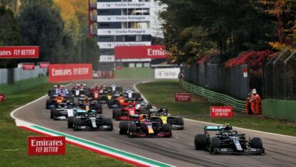 foto: Previo GP Emilia-Romaña: Red Bull busca la revancha de Baréin