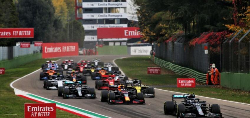 Previo GP Emilia-Romaña: Red Bull busca la revancha de Baréin