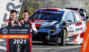 foto: Rally Croacia WRC: Triunfo épico y liderato para Ogier