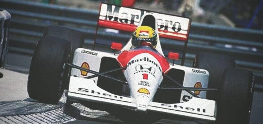 27 años de la muerte de Ayrton Senna