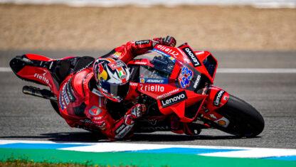 foto: GP de España: Miller gana en el doblete de Ducati ante Bagnaia, nuevo líder