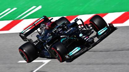 foto: GP de España de F1: Hamilton gana otra vez a Verstappen; Sainz 7º y Alonso 17º