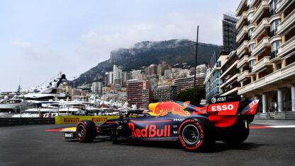 foto: GP de Mónaco: Red Bull ante una gran oportunidad de victoria