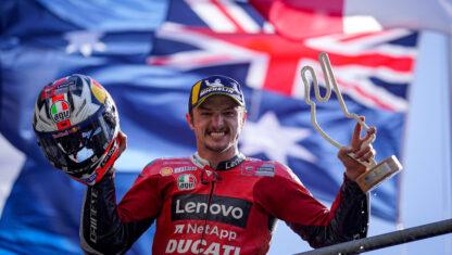 foto: Ducati renueva a Jack Miller hasta finales de 2022