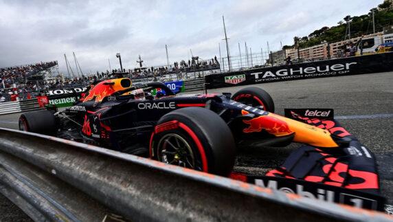 foto: GP de Mónaco: Victoria y liderato para Verstappen; podio histórico de Sainz