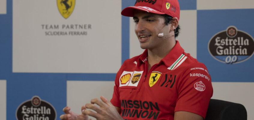 """Carlos Sainz: """"Alucino con las críticas a Alonso"""""""