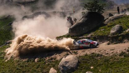 foto: Previo Rally de Portugal 2021: Ogier defiende el liderato del WRC