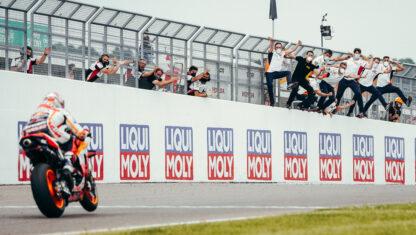 foto: GP de Alemania: Marc Márquez vuelve a ganar