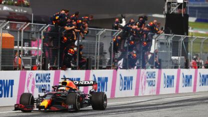 foto: GP de Estiria F1 2021: Victoria aplastante de Verstappen, más líder del Mundial