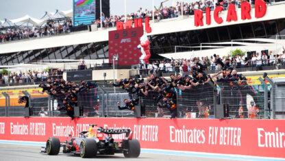 foto: GP de Francia: Golpe de autoridad de Verstappen y Red Bull