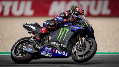 foto: GP Holanda: Quartararo gana ante Viñales en el doblete de Yamaha en Assen
