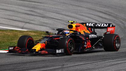 foto: El producto químico cosmético que da alas a Red Bull Racing