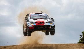 foto: Rally de Italia-Cerdeña: Ogier gana por sorpresa en la debacle de Hyundai