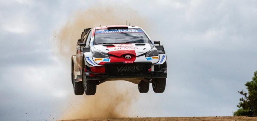 Rally de Italia-Cerdeña: Ogier gana por sorpresa en la debacle de Hyundai