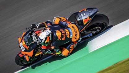 foto: GP de Cataluña: Inesperado triunfo de Miguel Oliveira y KTM