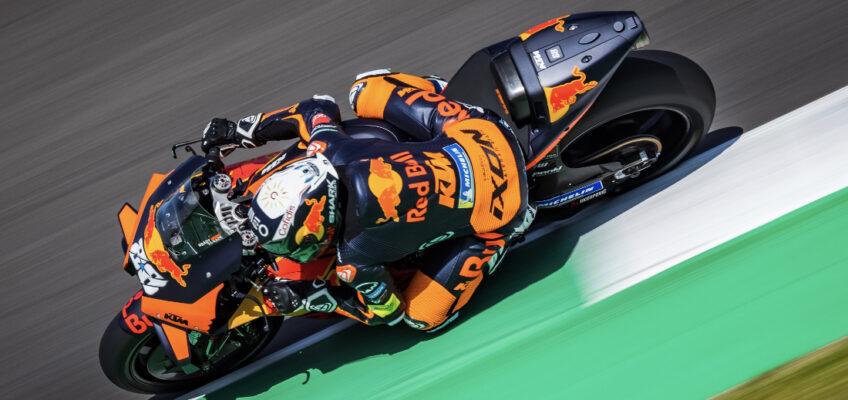 GP de Cataluña: Inesperado triunfo de Miguel Oliveira y KTM
