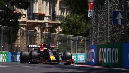 foto: Previo GP de Azerbaiyán F1 2021: Red Bull estrena el liderato en Bakú