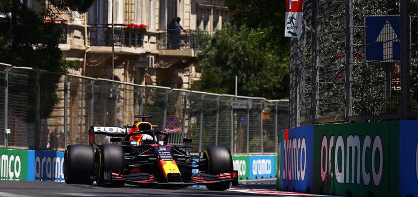 Previo GP de Azerbaiyán F1 2021: Red Bull estrena el liderato en Bakú